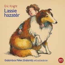 Eric Knight - LASSIE HAZATÉR - HANGOSKÖNVY