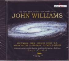 JOHN WILLIAMS - THE VERY BEST MOVIE SOUNDTRACKS CD FILMZENE
