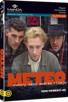 Monory Mész András - METEO DVD