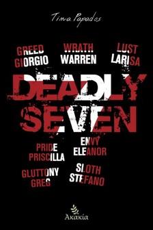 Papados Tina - Deadly Seven [eKönyv: epub, mobi]