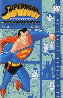 - SUPERMAN 2. DVD RAJZFILM 7 EPIZÓD