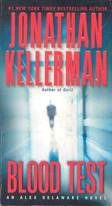 Jonathan Kellerman - Blood Test [antikvár]
