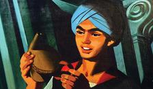 .- - Aladdin és a csodalámpa - DIAFILM