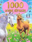 - 1000 ló matricája 1. - Virágos rét