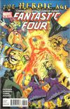 Jonathan Edwards - Fantastic Four No. 580 [antikvár]