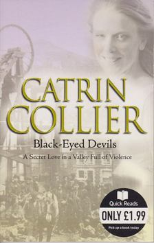 COLLIER, CATRIN - Black-Eyed Devils [antikvár]