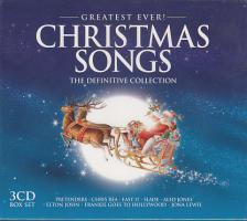 - GREATEST EVER CHRISTMAS SONGS 3CD