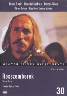 Szomjas György - ROSSZEMBEREK  (MFGY. 30.)