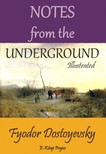 Fyodor Dostoyevsky, Constance Garnett, Murat Ukray - Notes from the Underground [eKönyv: epub,  mobi]
