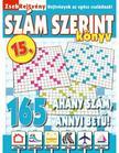 CSOSCH KIADÓ - ZsebRejtvény SZÁM SZERINT Könyv 15. ###<!--span style='font-size:10px;'>(G)</span-->