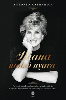 Caprarica, Antonio - Diana utolsó nyara
