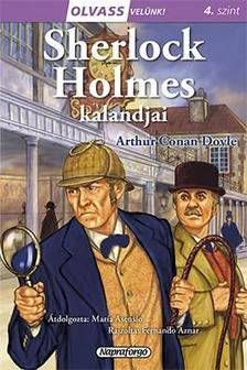 - Olvass velünk! (4) - Sherlock Holmes kalandjai