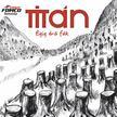 Titán - Titán - Égig érő fák CD