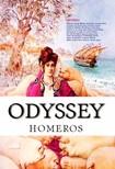 Homeros Homeros, Samuel Butler, Murat Ukray - Odyssey [eKönyv: epub,  mobi]