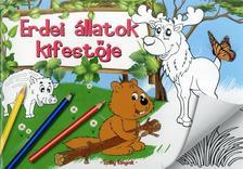 - Erdei állatok kifestője