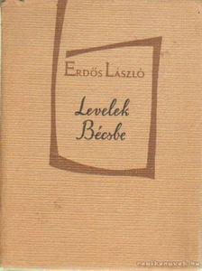 Erdős László - Levelek Bécsbe [antikvár]