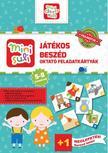 Mini Suli Játékos Beszéd - feladatlap - 5-8 éveseknek<!--span style='font-size:10px;'>(G)</span-->