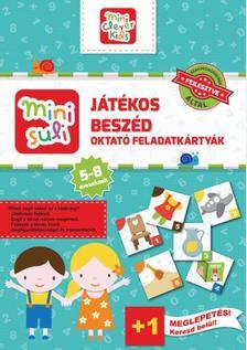 Mini Suli Játékos Beszéd - feladatlap - 5-8 éveseknek