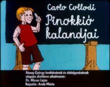 - PINOKKIÓ KALANDJAI - DIA -