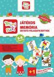 Mini Suli Játékos Memória - feladatlap - 5-8 éveseknek<!--span style='font-size:10px;'>(G)</span-->