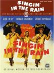 BROWN, NACIO HERB - SINGING IN THE RAIN FOR PIANO,  VOCAL AND CHORDS,  THE DELUXE 50. ANNIVERSARY EDITION