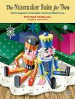 TSCHAIKOVSKY - THE NUTCRACKER SUITE FOR TWO (ARRANGED BY CATHERINE ROLLIN)