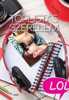 Anne Eliot - Toplistás szerelem - LOL-könyvek