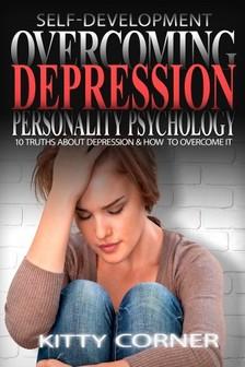 Corner Kitty - Overcoming Depression [eKönyv: epub, mobi]