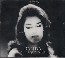 DALIDA LE DISQUE D'OR 2CD
