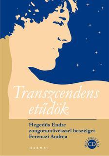Ferenczi Andrea - Transzcendens etűdök + CD