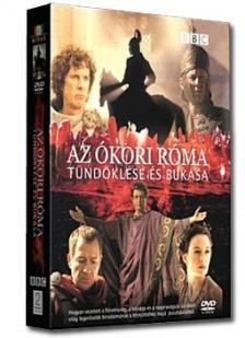 BBC ÓKORI RÓMA DÍSZDOBOZ DVD