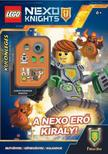 LEGO Nexo Knights - A Nexo erő király -Különleges földesúr robot minifigurával!<!--span style='font-size:10px;'>(G)</span-->