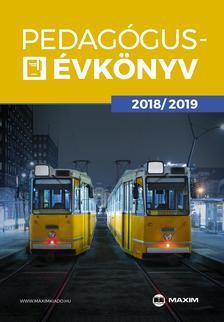 Pedagógusévkönyv 2018/2019