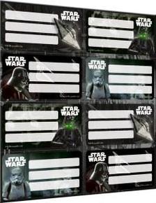 12383 - Füzetcímke íves Star Wars Rogue One Mix 17498811