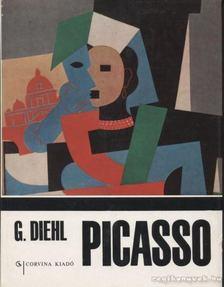 DIEHL, GASTON - Picasso [antikvár]