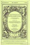 Csákváry Ferenc - Hadtörténelmi Közlemények 2007. Március 120. Évfolyam/ 1. szám [antikvár]