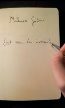 Mihucz Gábor - Ezt nem én írom!
