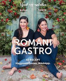 Budai Zsanett, Tonté Barbara - Romani Gastro
