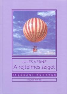 Jules Verne - A REJTELMES SZIGET - IFJÚSÁGI KÖNYVEK -