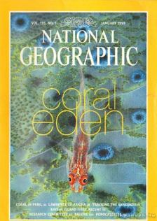 Allen, William L. (szerk.) - National Geographic January 1999 Vol. 195. No. 1. [antikvár]