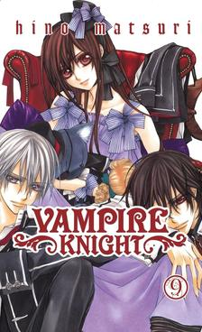 Hino Matsuri - Vampire Knight 9.