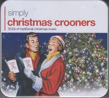 SIMPLY CHRISTMAS CROONERS 3CD