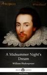 Delphi Classics William Shakespeare, - A Midsummer Night's Dream by William Shakespeare (Illustrated) [eKönyv: epub, mobi]