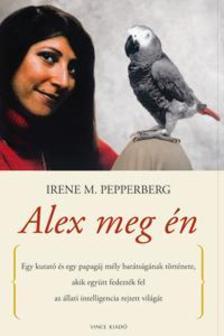 PEPPERBERG, IRENE M. - ALEX MEG ÉN