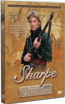 - SHARPE BECSÜLETE - SHARPE SOROZAT 5. - DVD -