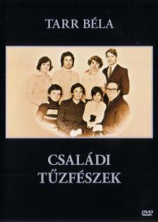 TARR BÉLA - CSALÁDI TŰZFÉSZEK  DVD