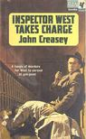 Creasey, John - Inspector West Takes Charge [antikvár]