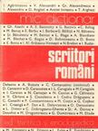 Zaciu, Mircea (szerk.) - Scriitori Romani [antikvár]