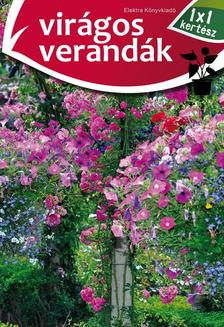 - Virágos verandák