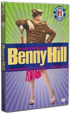 MIRAX BLUEBLACK 1908 KER. ÉS SZOLG. KFT. 2 - BENNY HILL 11. - DVD -